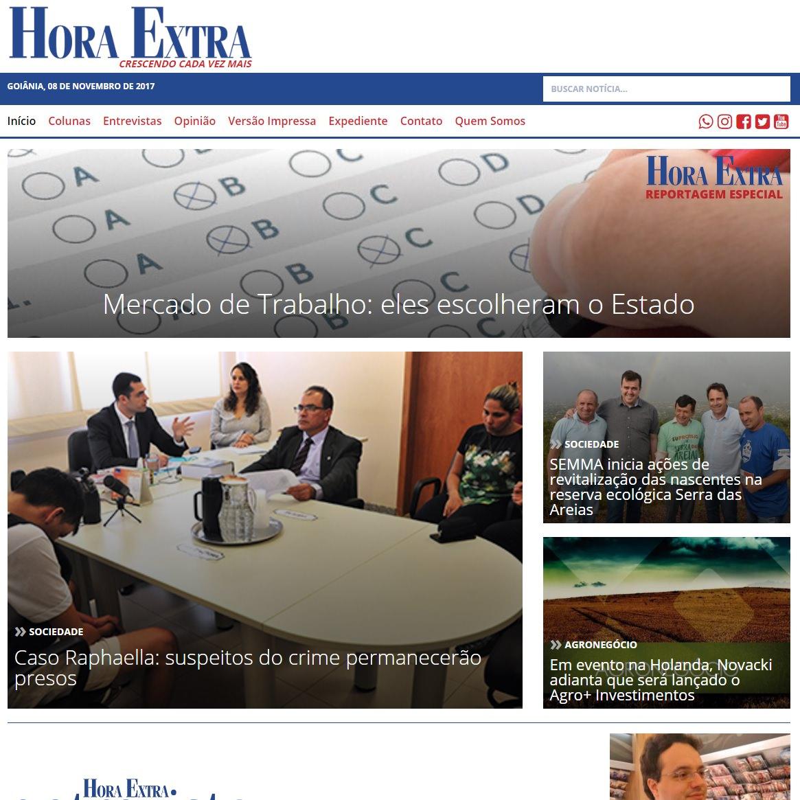 Jornal Hora Extra